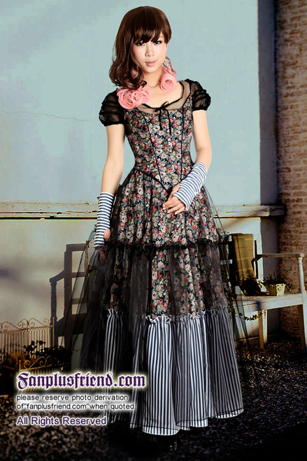items in photos (sell separately): wig: W00121 gloves: P00550 pannier: CT00040S spats: P00523