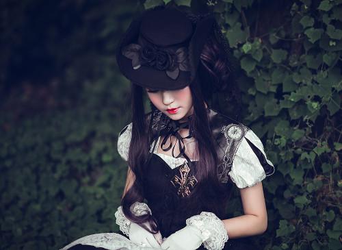 Model Show (Black Ver.) Dress DR00224