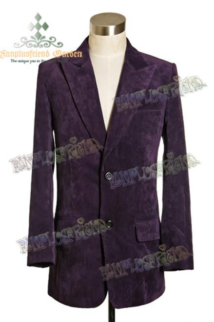 Front View (Purple Velveteen Ver.)
