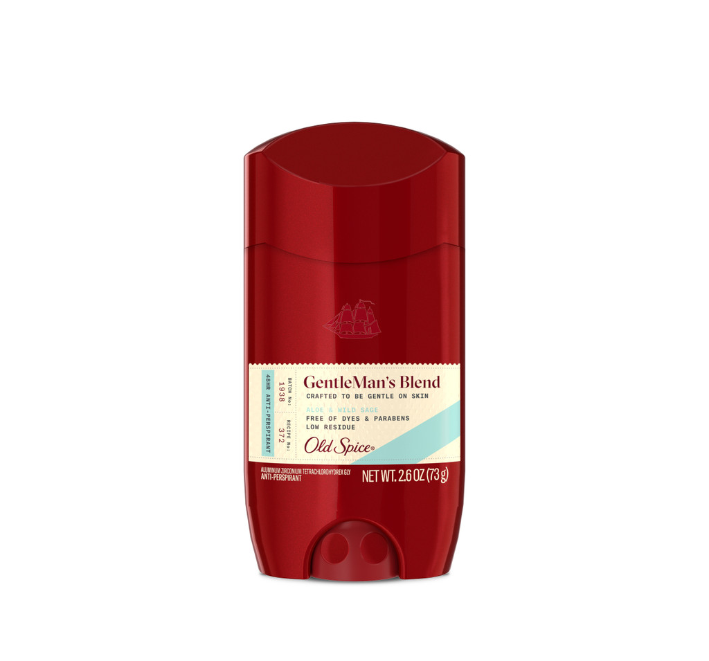 GentleMan's Blend Aloe & Wild Sage Antiperspirant & Deodorant