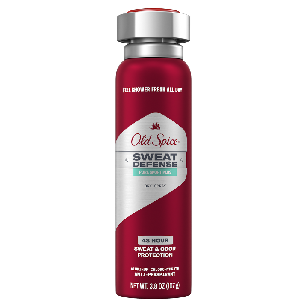 Pure Sport Invisible Antiperspirant Spray
