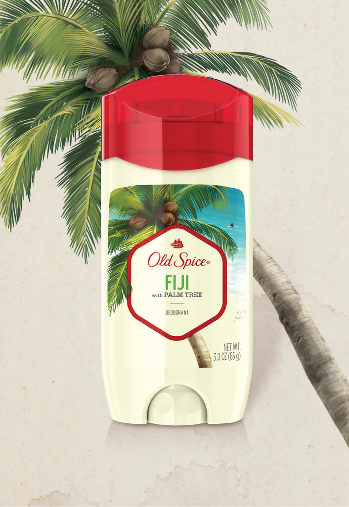 Fiji with Palm Tree Deodorant