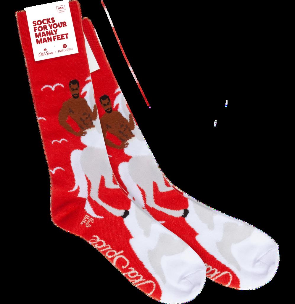 Old Spice Socks