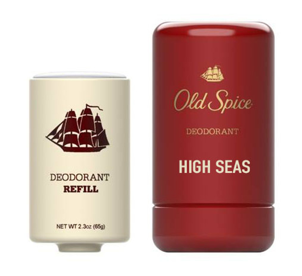 Old Spice Refillable Deodorant (2)
