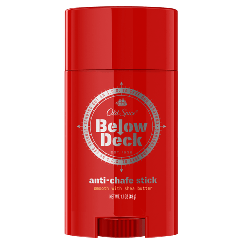 Below Deck Anti-Chafe Stick with Shea Butter
