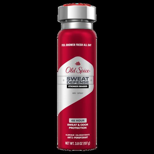 Swagger Invisible Antiperspirant Deodorant Spray