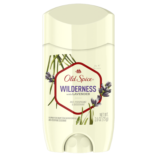 Wilderness with Lavender Antiperspirant
