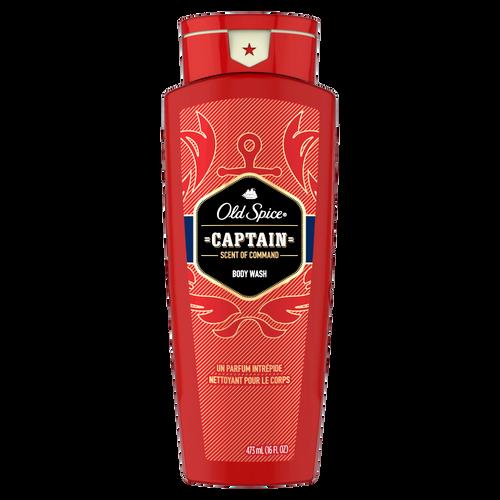 Captain Body Wash