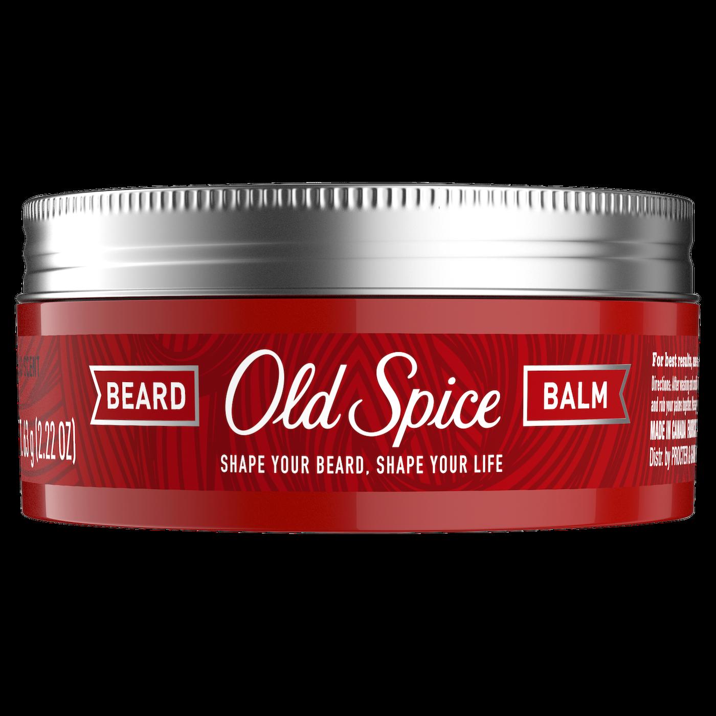 Old Spice Beard Balm