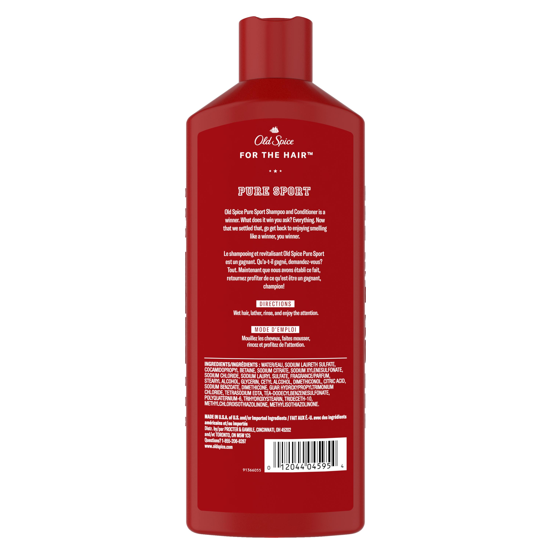 Pure Sport 2in1 Shampoo and Conditioner