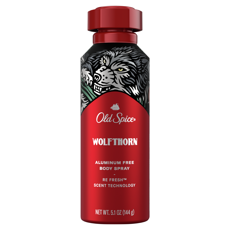 Wolfthorn Body Spray