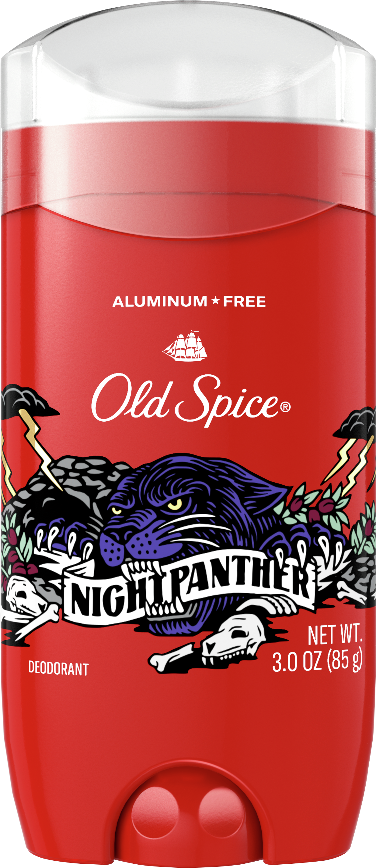 NightPanther Deodorant