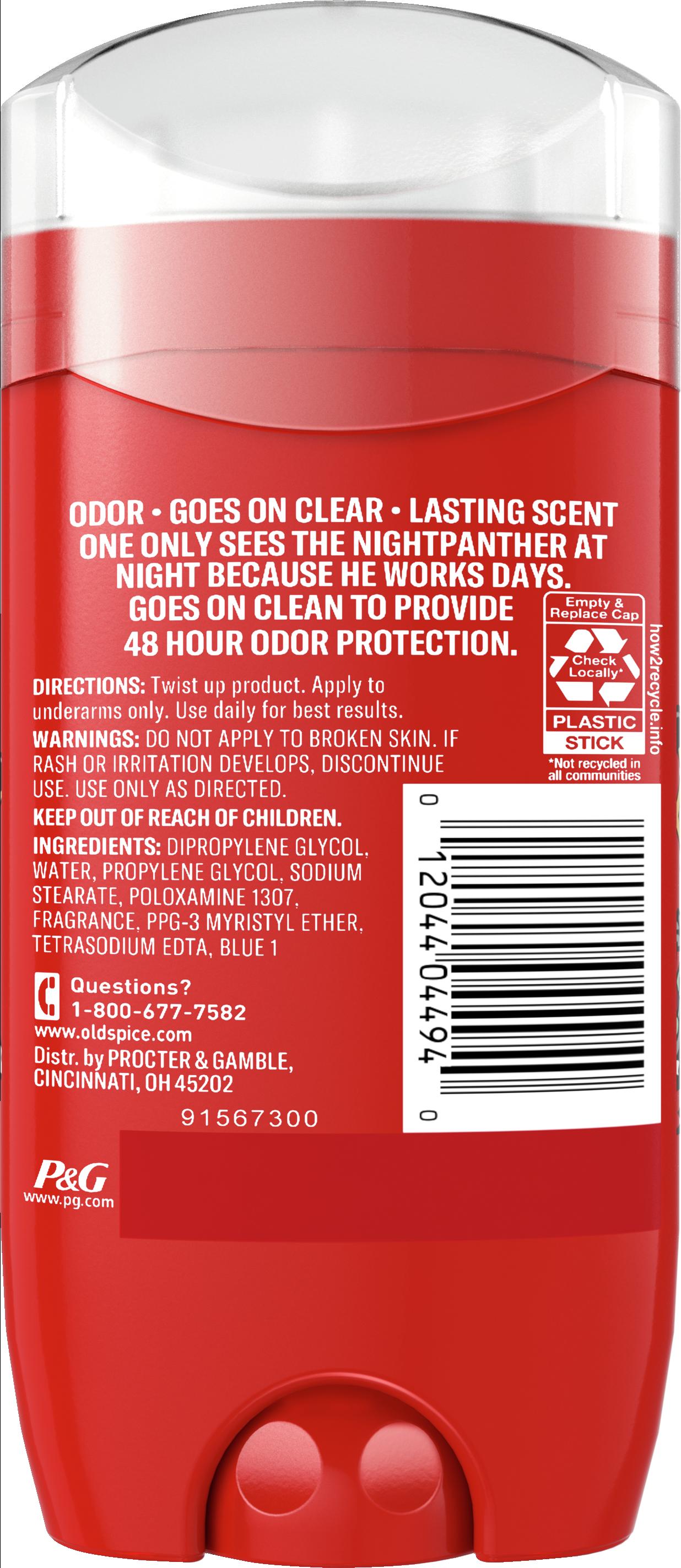 NightPanther Deodorant