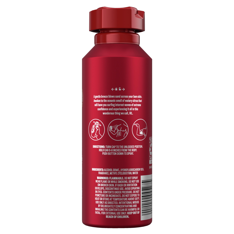 Sea Spray Body Spray