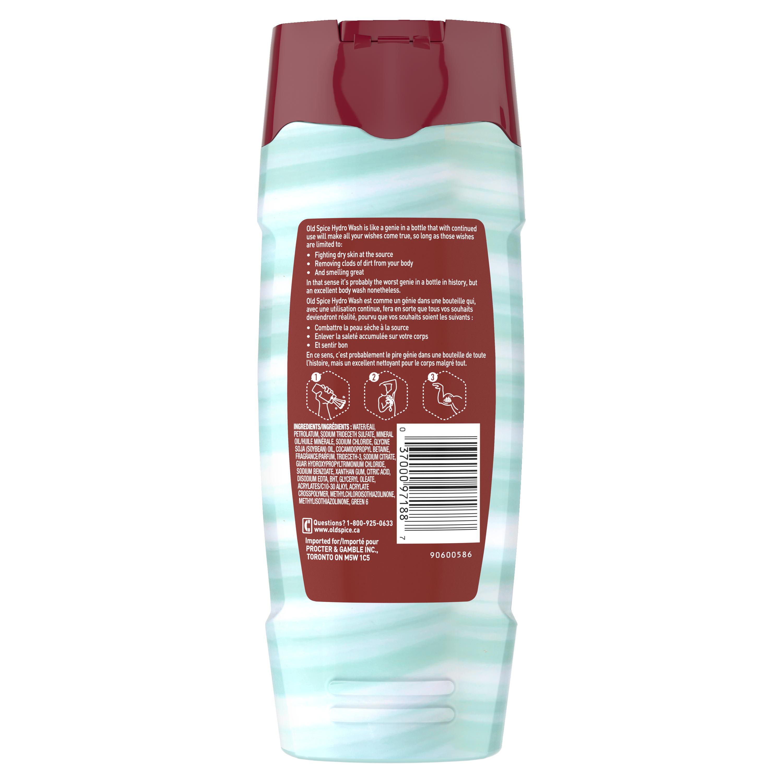 Hydrowash Pure Sport Plus Body Wash