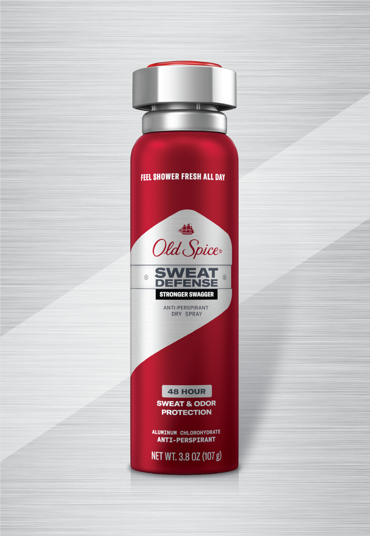 Swagger Invisible Antiperspirant Deodorant Spray