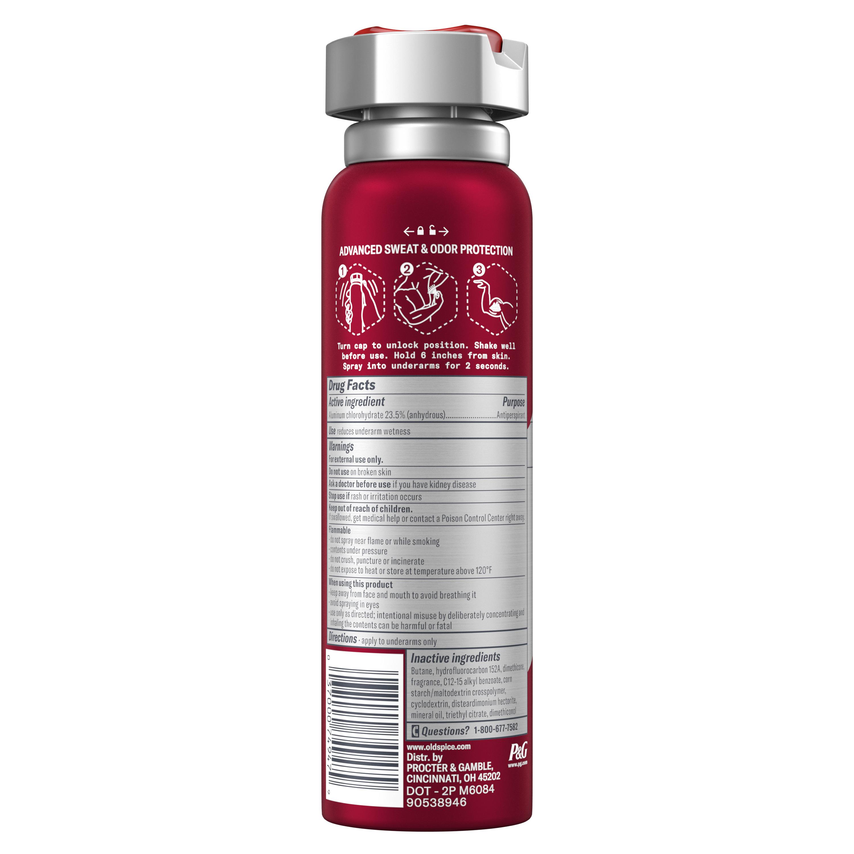 Ultimate Captain Sweat Defense Dry Spray