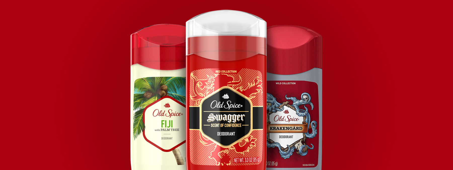Top Aluminum-Free Deodorants for Men from Old Spice
