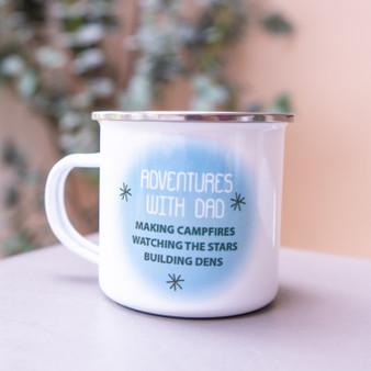 Wholesale Printed Enamel Mugs