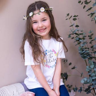 Growing The Future Children's T Shirt