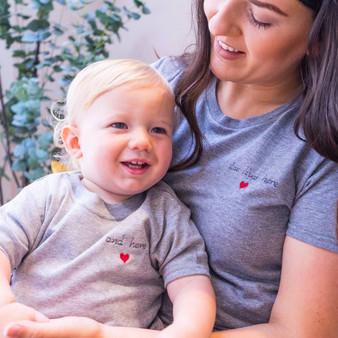Baby And Mum Matching