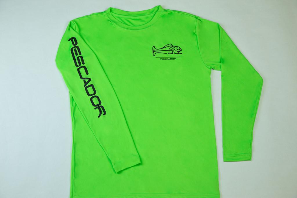 Stone Fish Neon Green/Black