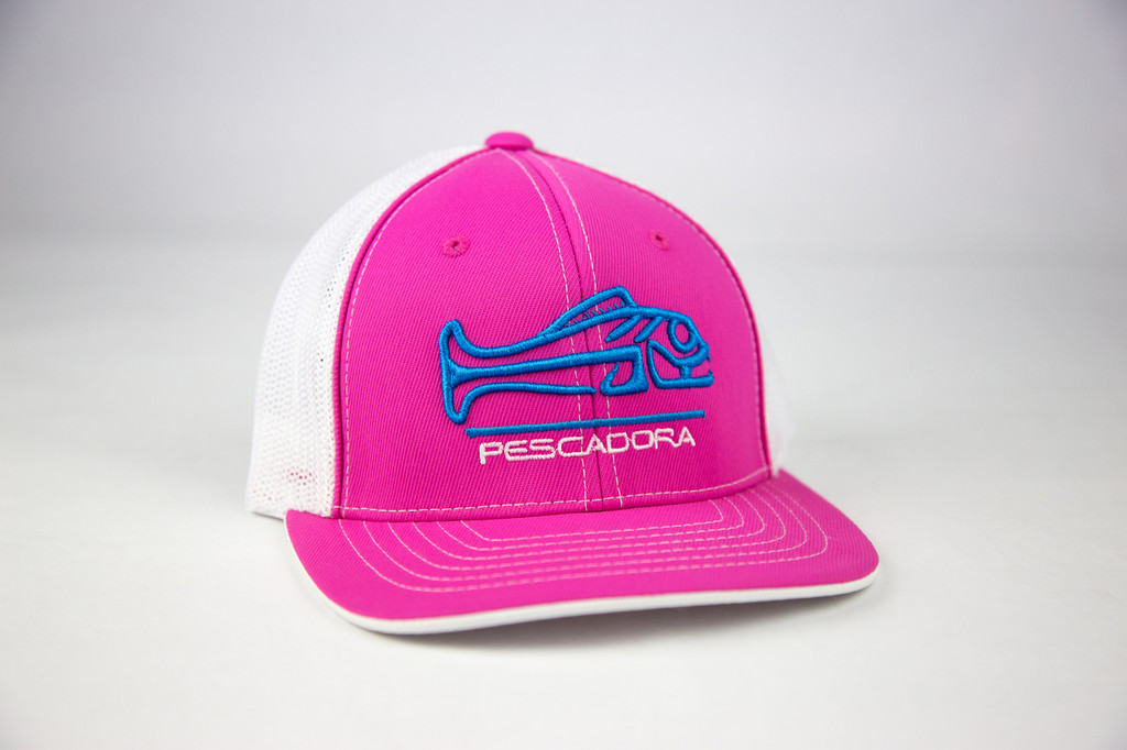 Stone Fish Pink/blue Youth FITTED