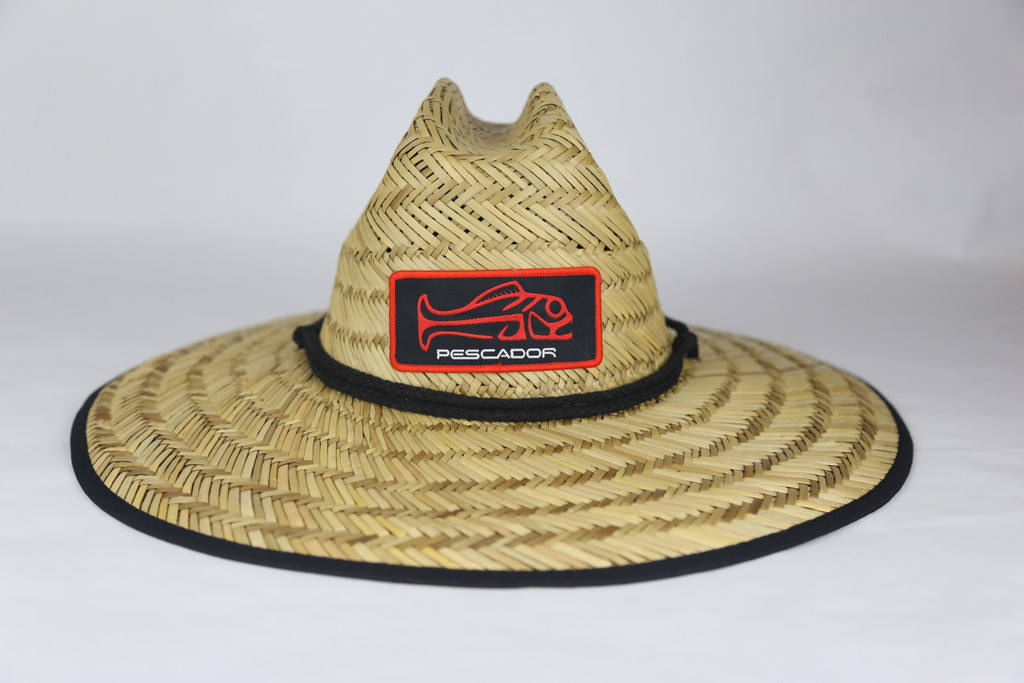 Stone Fish Straw Sombrero/USA (OSFA)