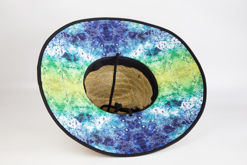 Fish Punk Mahi Straw Sombrero  (OSFA)