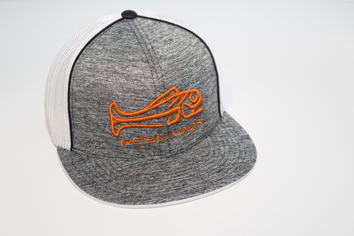 Stone Fish Heather Grey Fitted