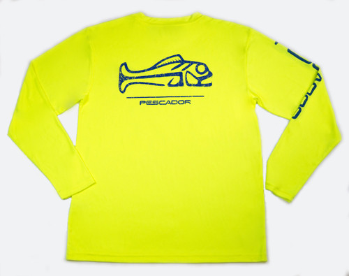 Stone Fish Neon Yellow LS
