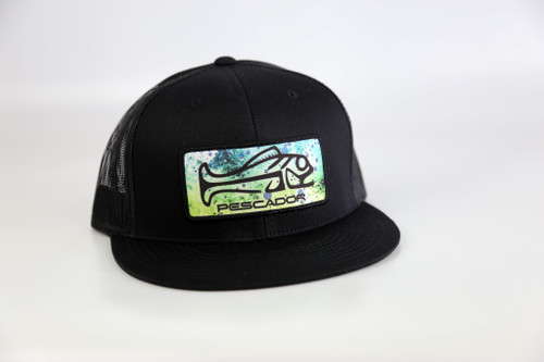 Black Mahi Snap Back