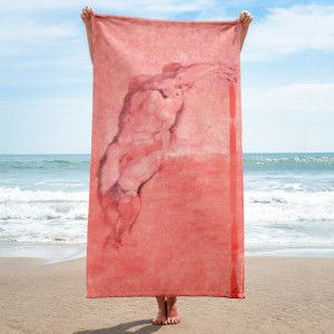 Rubens | Nude Peach Towel