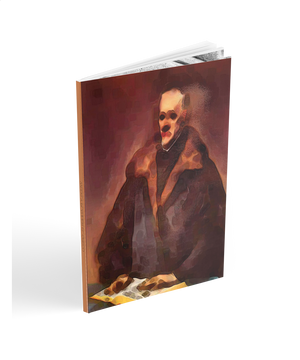 weekly Planner 2019. El Greco's collectible cover art by BWM Collection