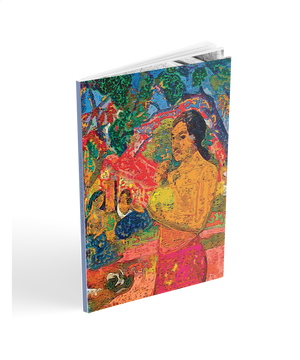 2019 weekly planner Paul gauguin by BWM Collection