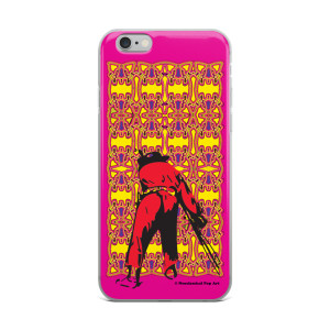 online shop for Neoclassical pop art Pink Manet ft. da Vinci iPhone Cases