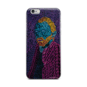 Van Gogh Neoclassical self Portrait iPhone case for sale
