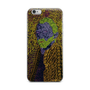 Van Gogh Neoclassical self Portrait pop art iPhone case for sale by Neoclassical pop art