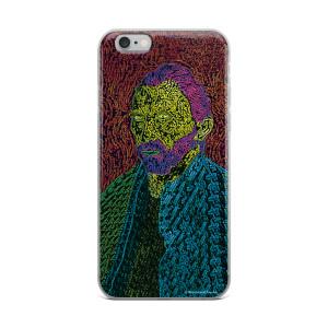 Van Gogh Self portrait 1889 Neoclassical Pop Art iPhone case for sale online
