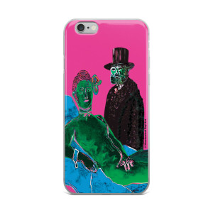"Eduard Manet ""Olympia"" iPhone cases Neoclassical Pop Art"