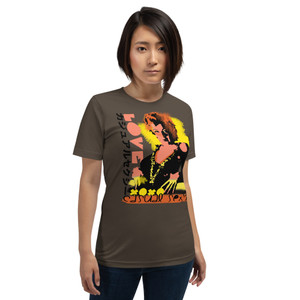 Coolest Marilyn Monroe Japanese Casual Sexy Short-Sleeve Unisex T-Shirt by Neoclassical Pop Art