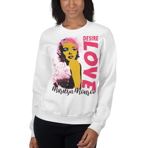 collectible Shop for Andy Warhol's iconic Pop Art Hollywood Star in an up-to-date collectible sweatshirt turned into a mobile state of the art canvas