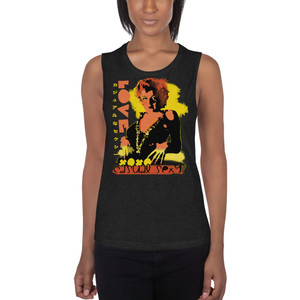 On sale Monroe | Casual Sexy Jap Ladies' Muscle Tank by Neoclassical Pop Art online fashion store