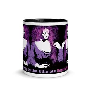 Best Leonardo da Vinci ceramic mugs by Neoclassical Pop Art