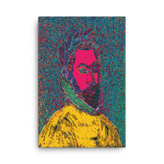 El Greco | Neolassical Pop Art on Canvas