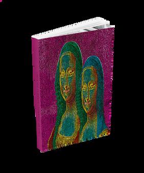 On Sale Da Vinci Undated Self-Development Insight Planner by Neoclassical Pop Art