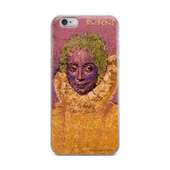 Clara serene Rubens neoclassical pop art iphone for sale