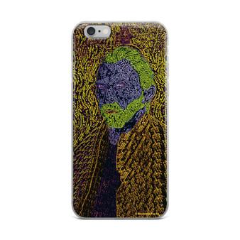 Van Gogh Neoclassical self Portrait pop art iPhone case for sale by Neoclassical pop art