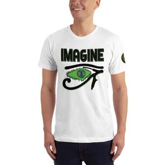 Da Vinci | Imagination in the eye of the art T-Shirt