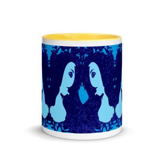 Botticelli | Athena Blues Mug